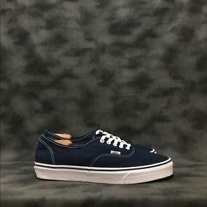Vans Authentic Lo Pro Navy Blue Shoes